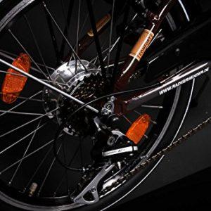 20-Zoll-MIFA-Alu-E-BIKE-Elektro-Fahrrad-Shimano-6-Gang-braun-grn-0-0