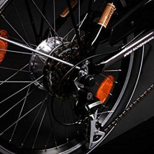 20-Zoll-MIFA-Alu-E-BIKE-Elektro-Fahrrad-Shimano-6-Gang-schwarz-0-0